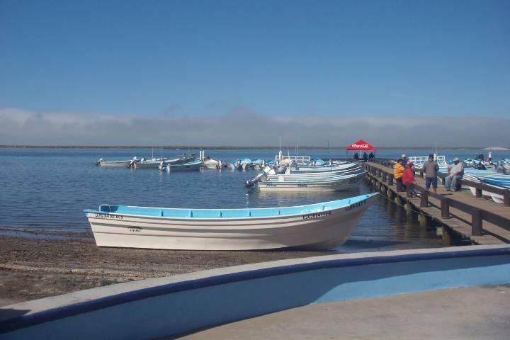 Puerto López Mateos Foto: Ian Wright