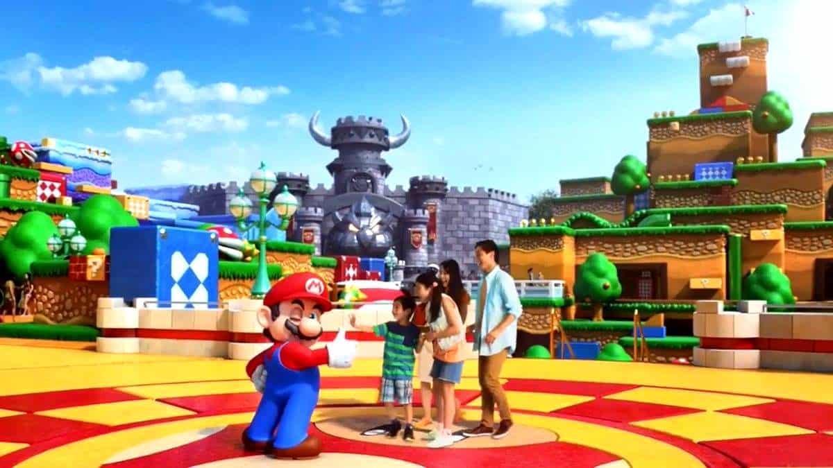Parque de atracciones de Nintendo