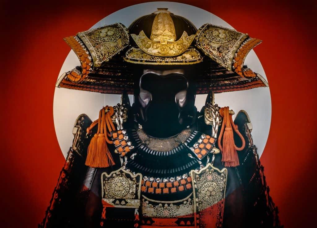 Samurái Foto: Archivo
