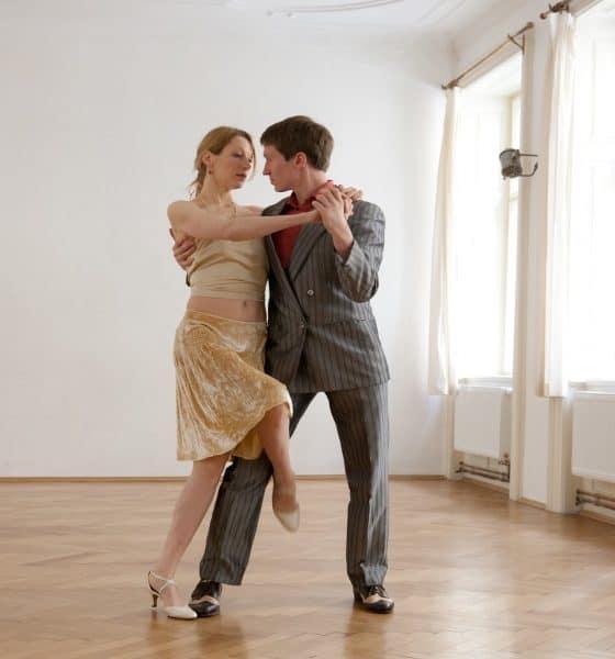 Tango Foto Archivo