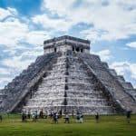 Templo de Kukulkán Yucatán Foto: Juan K