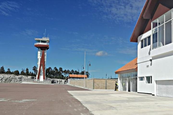 Tiempo la Noticia Digital Foto: Aeropuerto de Creel