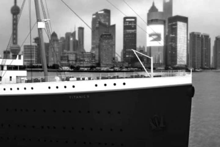 Titanic. Foto Archivo
