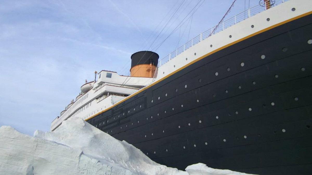 Titanic. Foto Ryan Withers cool
