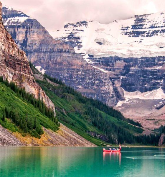 Turismo de aventura en Alberta Canadá. James Wheeler