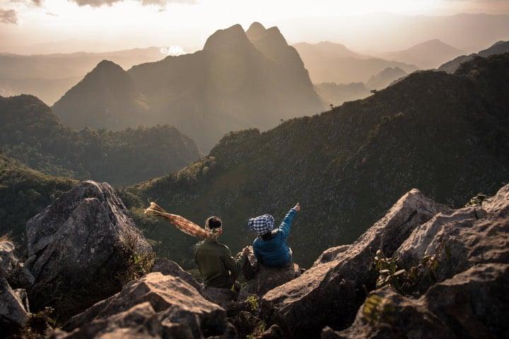 Un viaje de pareja es una experiencia única Foto Sakballang Phongphuek