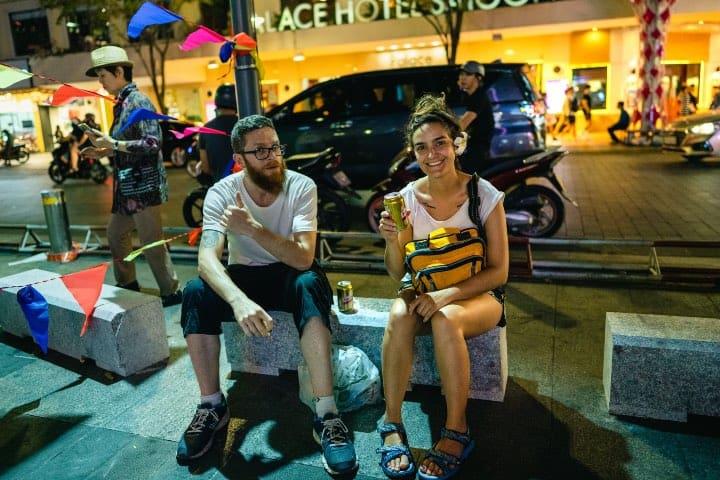 Un viaje de pareja fortalece y crea confianza en la relación Foto Steven Kramer