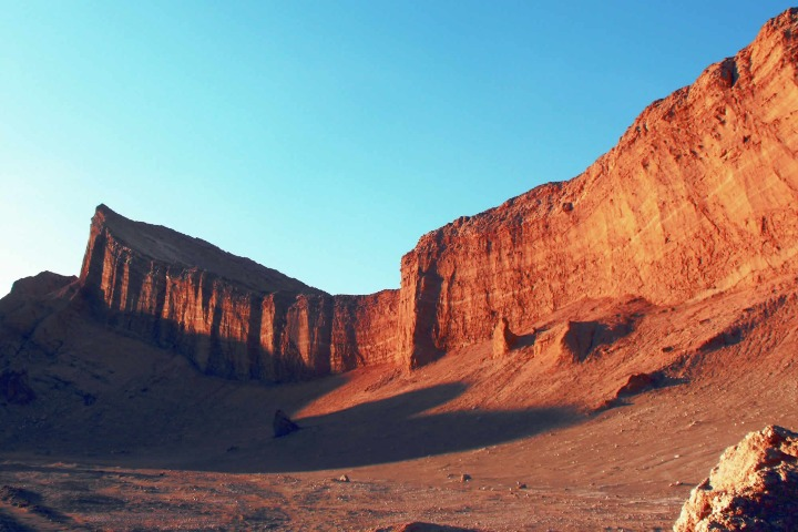 Valle de la luna. foto_ TurisTour