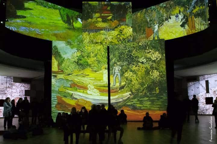 Van Gogh Alive The Experience Foto: Francesca Smaldino