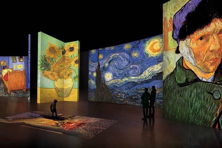 MXCity Foto: Van Gogh Alive