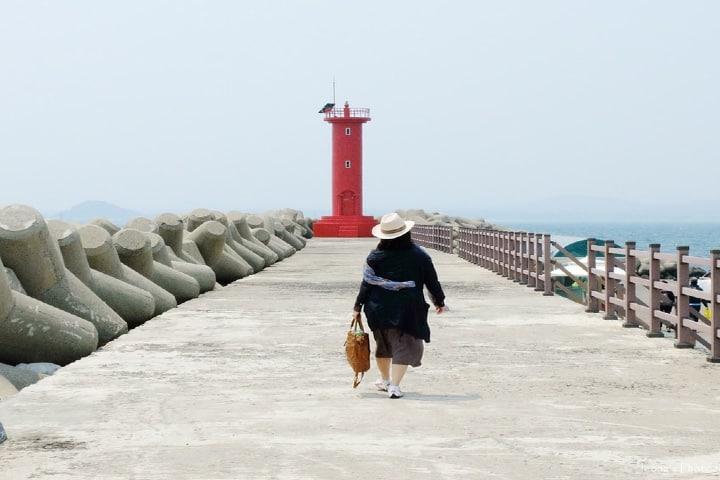 Viajar solo te ayuda a encontrarte Foto Jeong's Photography