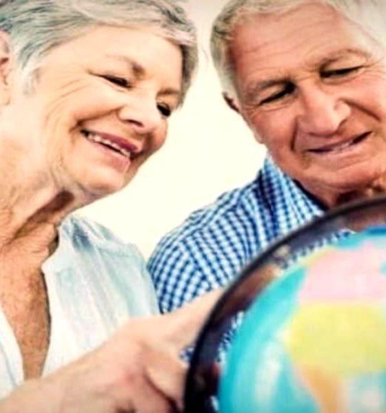 Ventajas de viajar con los abuelos
