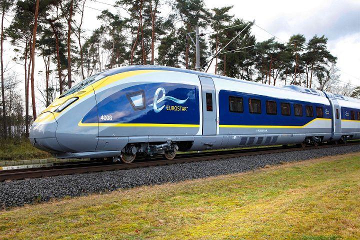 Wheechair Travel Foto: Eurostar Train