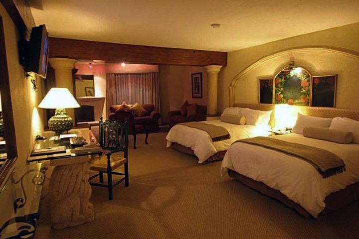 hoteles extraños alrededor del mundo.Quinta Real Zacatecas.