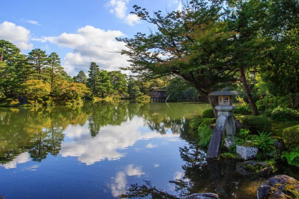 Jardín Kenrokuen Foto: Archivo