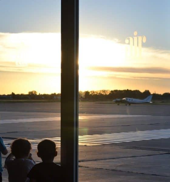 ¿Listo para viajar con niños? Foto Salvador Drusin