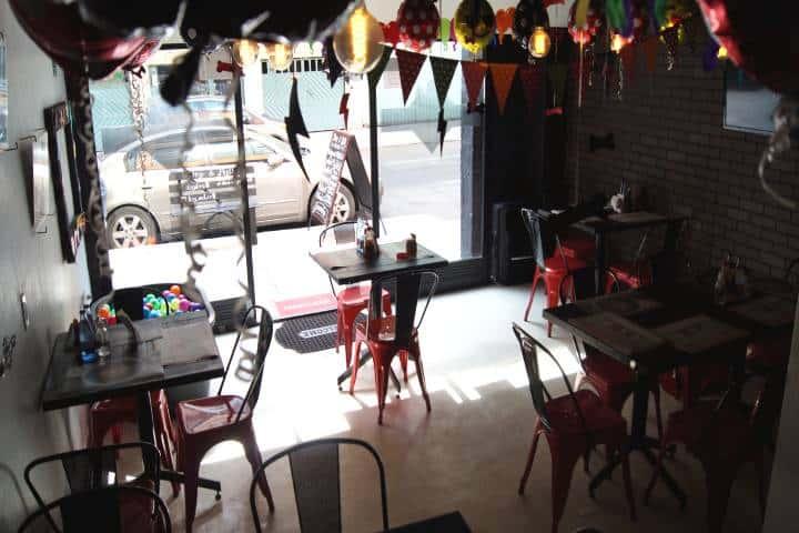 Uno de los lugares de Ciudad de México para comer con tu mascota Foto: Quipers,Restaurantes pet friendly en CDMX