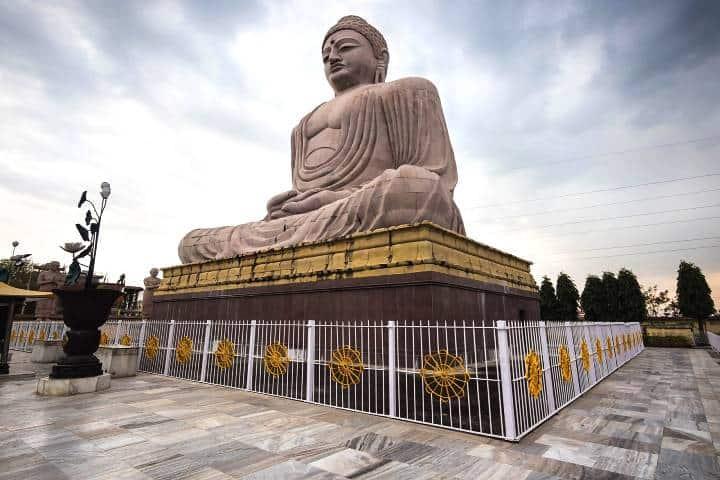 El lugar donde nace Buda, aquí se da la práctica del budismo Foto: Goibido