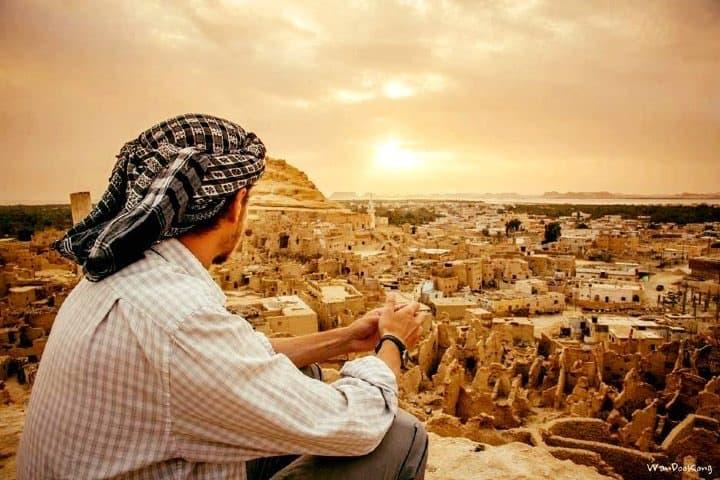 Oasis Siwa en el Sahara, más que un desierto Foto: Egyptouring