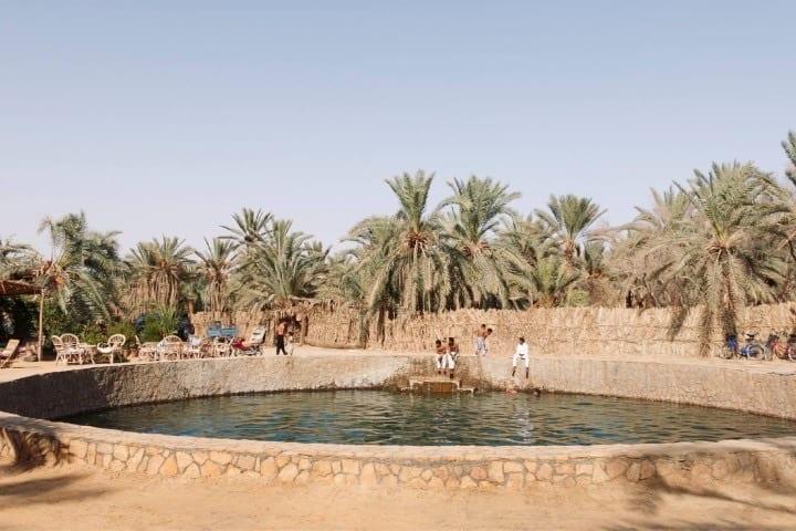 Baños de Cleopatra Foto: Tienda Estudio Amani