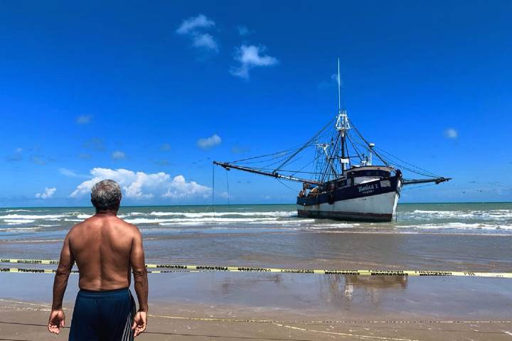 Hay muchas actividades por realizar en esta playa Foto: El Sol de Tampico