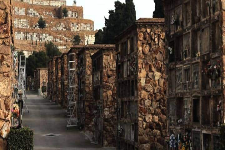 Cementerio de Montjuïc, parte de la ruta de cementerios de España Foto: El funerario digital