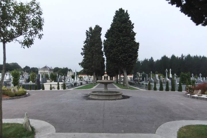Cementerio de San Froilán Foto: Cementerios Vivos
