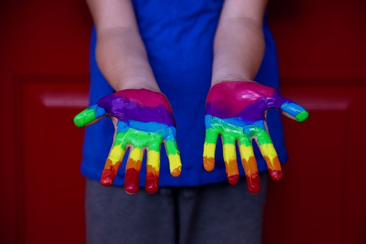 Actividades online para hacer en casa. Expo LGBT+ Foto. Sharon McCutcheon