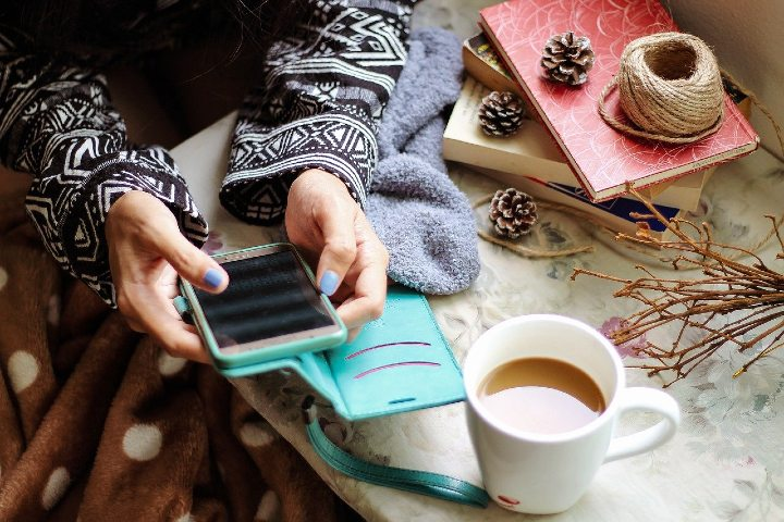 Actividades online para hacer en casa. Foto Mariex Martin.