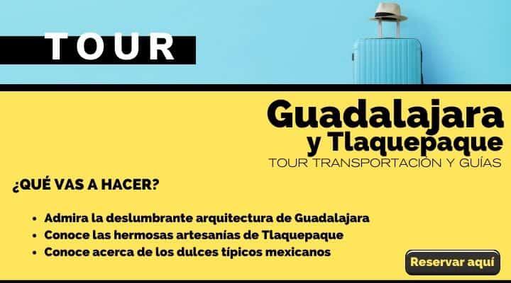 Tour Guadalajara y Tlaquepaque. Arte El Souvenir