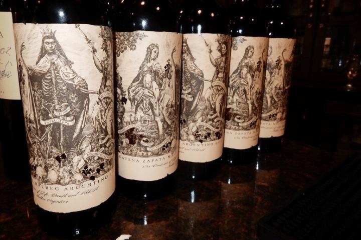 Bebidas que se pueden disfrutar en Malbec World Day Foto Archivo