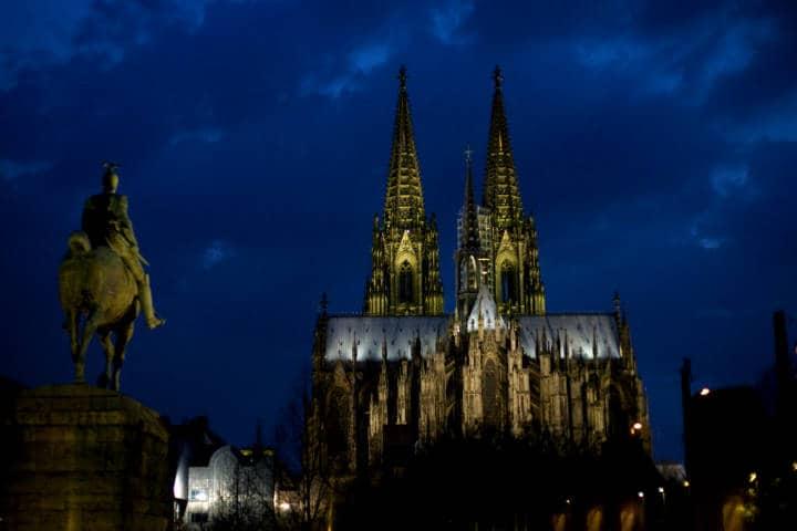 La Catedral de Colonia Foto: Crosa