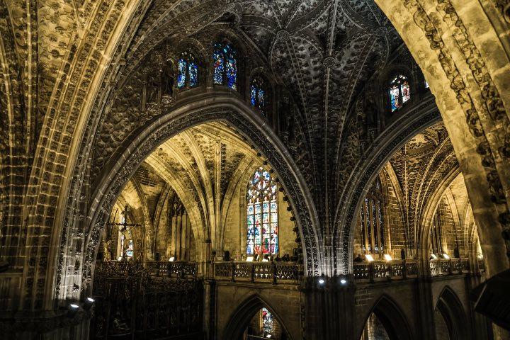 Catedral de Sevilla Foto Amelia Pardo