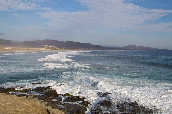 Cerritos Beach Aristotele Strobbe.