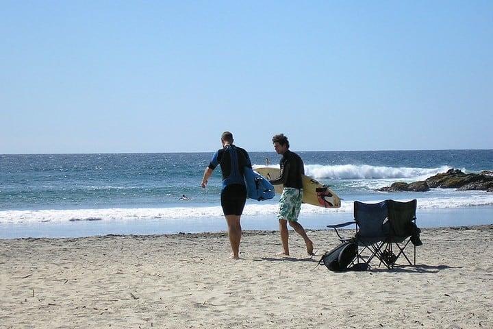 Cerritos Beach. Foto Brigate.