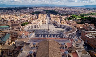 Ciudad del Vaticano, sede de uno de los destinos que nunca podrás visitar Foto Juan Carlos Benito