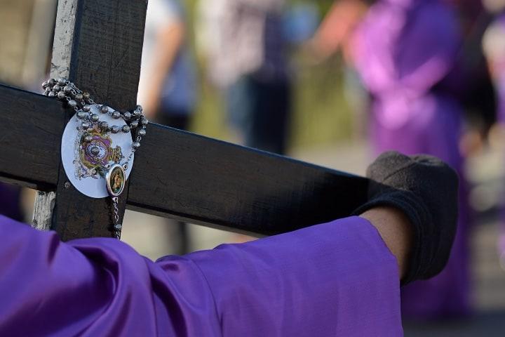 Cofradías en Semana Santa en España Foto mesana62