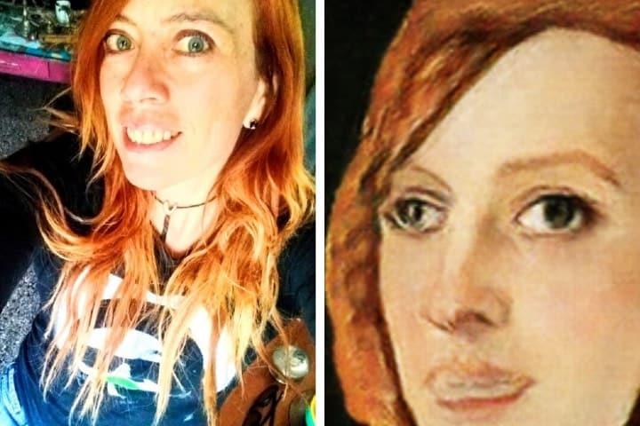 Convierte tu rostro en arte Foto @XxiMix Twitter