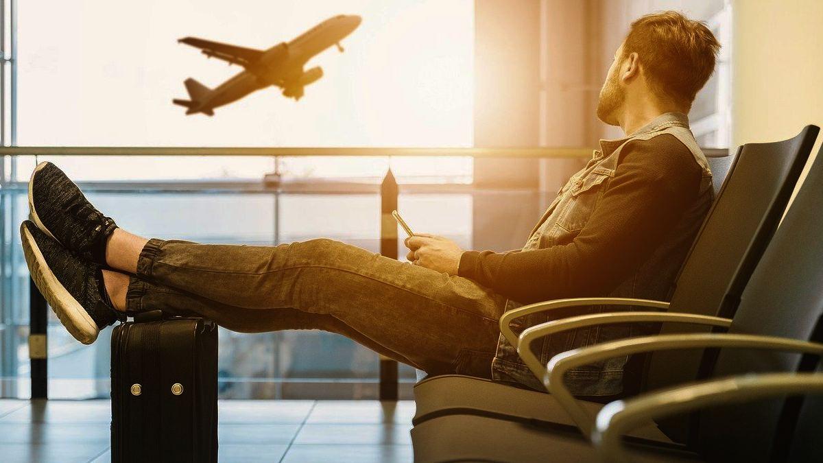 Cosas a considerar antes de un vuelo. Foto: Jan Vašek