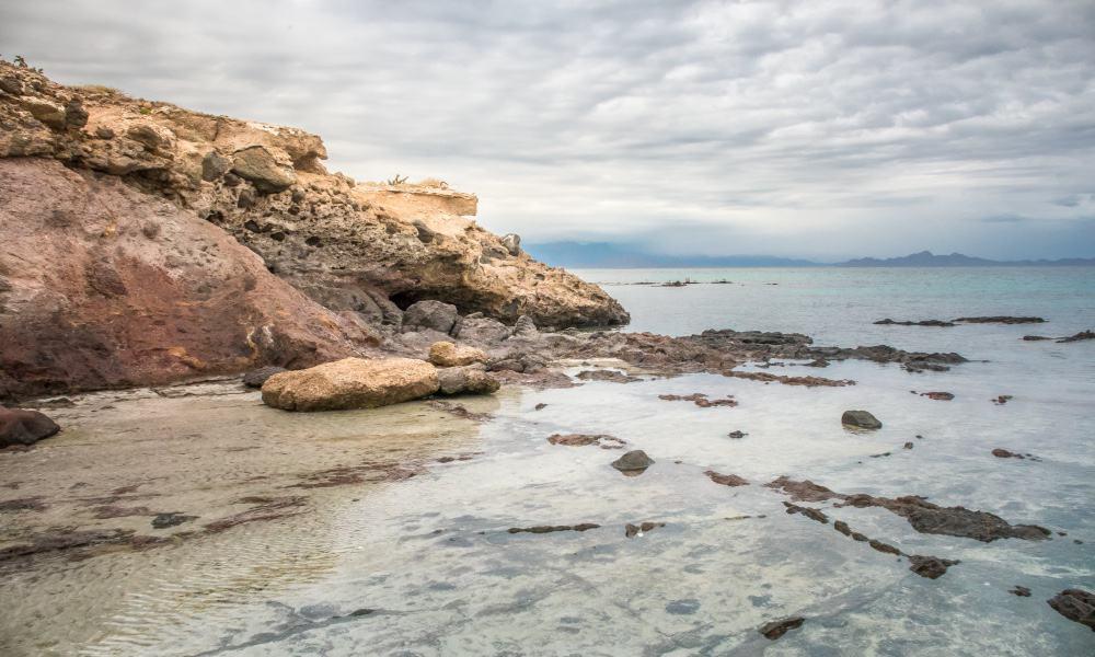 Cosas que no sabías de Loreto Foto Rocky Coast