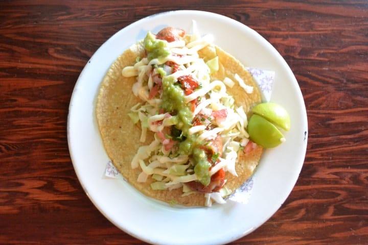Delicias gastronómicas de México Foto Archivo