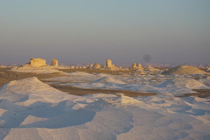 Desierto blanco Foto Elias Rovielo 2