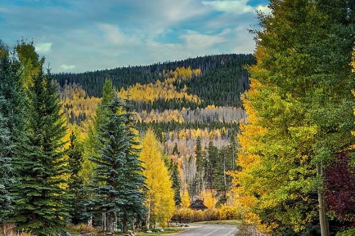 Destinos de montaña EUA Frisco colorado. Foto Julian Price