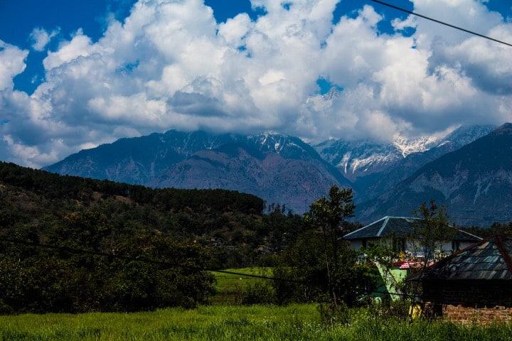 Dhauladhar Foto: Ankesh Katoch