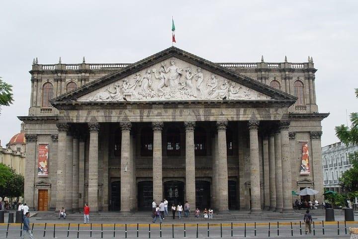 El centro de la ciudad fue sede de películas que se grabaron en Guadalajara Foto Luis Celis
