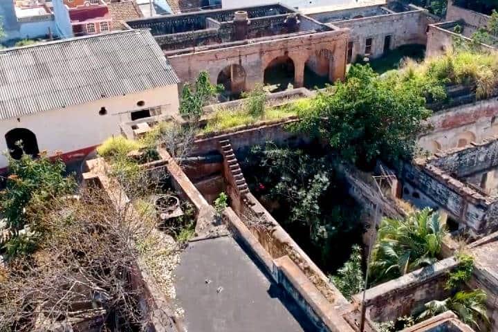 Fabrica Viaje a Tepic, Nayarit Foto El Souvenir