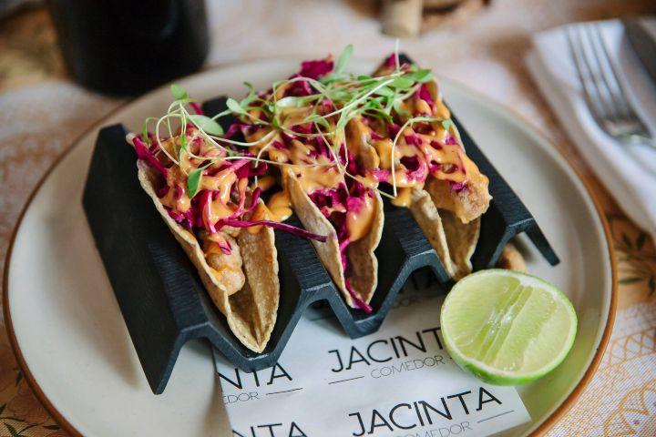 Food & Pleasure Foto: Receta de tacos de pescado estilo Ensenada
