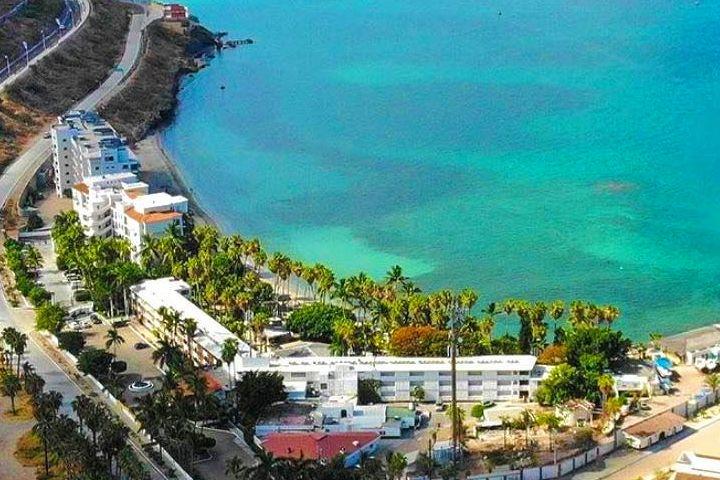 "Playa ""La concha"". Foto: Abigailburgoin"