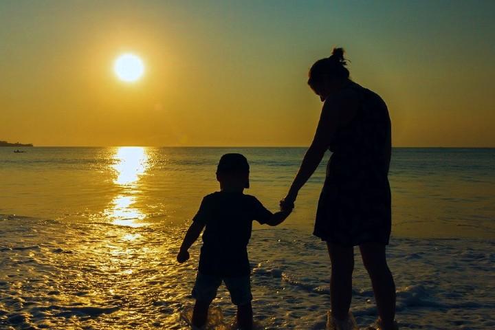 Viaje en compañía de mamá a Acapulco Foto: Steffen Zimmermann