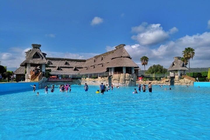 Un parque acuático que debes visitar Foto: Te-Pathé
